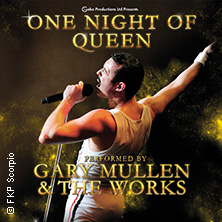 One Night Of Queen: Europas Queen Tribute No.1