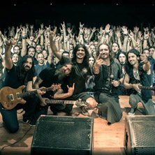 Orphaned Land + Voodoo Kungfu + Imperial Age