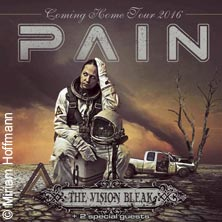 Pain & Special Guests: The Vision Bleak, Dynazty, Billion Dollar Babies