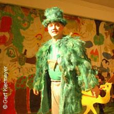 Papageno spielt auf der Zauberflöte - Theater, Oper und Orchester Halle in HALLE * Oper Halle,