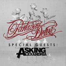Hard & Heavy: Parkway Drive: Unbreakable Tour Europe 2017 Karten
