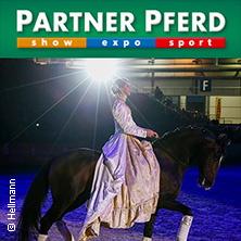 Partner Pferd 2017 - Turnier-Tageskarte Sonntag