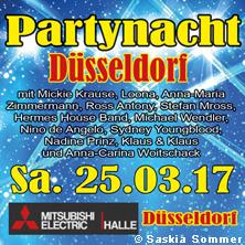 Starnacht Düsseldorf - Freuen Sie sich auf 6 Stunden Party pur!