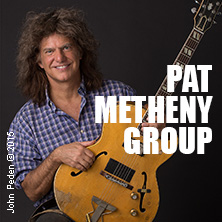 An Evening with Pat Metheny in Dortmund, 20.10.2017 -