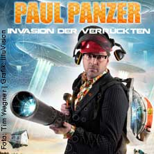 Paul Panzer: Invasion der Verrückten - Neues Programm