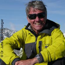 Das Ziel ist der Gipfel: Vortrag mit Peter Habeler (Extrembergsteiger)