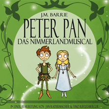 Peter Pan - Das Nimmerlandmusical vom Theater Lichtermeer in BÜDELSDORF * ACO Thormannhalle,