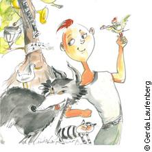Karten für Peter und der Wolf - Kammeroper Köln in Pulheim