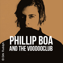 Phillip Boa and the Voodooclub: Blank Expression Tour