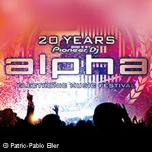 Pioneer Alpha: Jubiläum 20 Jahre