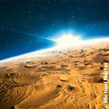 Planet Wüste - Der neue Vortrag von Michael Martin