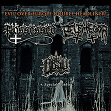Possessed + Belphegor + Absu + Support