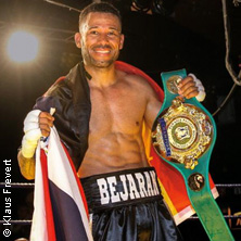 Internationale Boxgala: Rafael Bejaran