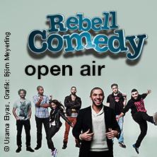 RebellComedy: Live auf Tour