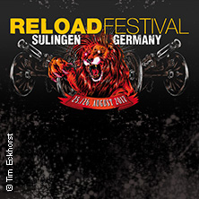 Reload Festival 2017 - Early Bird Ticket