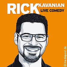 Rick Kavanian: Offroad in KARLSRUHE * Tollhaus,