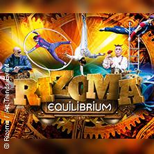 Rizoma Equilibrium - Sensationelle Akrobatik Show in Karlsruhe-Neureut, 22.02.2018 -