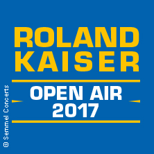 Roland Kaiser - Open Air 2017 in Dresden, 04.08.2017 -