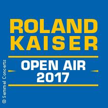 Roland Kaiser - Open Air 2017