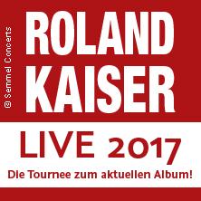Roland Kaiser: Roland Kaiser – Auf den Kopf gestellt – Die Tournee zum aktuellen Album!