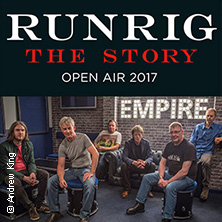 Runrig in Schwetzingen, 03.08.2017 - Tickets -
