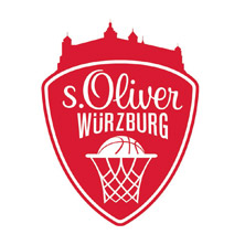 s.Oliver Würzburg - Basketball Bundesliga Saison 2018/2019 in WÜRZBURG * S.Oliver Arena,
