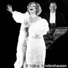 Sabine Schwarzlose - An Evening w. Marlene D.- Gottseidank Berlinerin