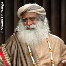 Sadhguru in Berlin - Inner Engineering, Technologies for Wellbeing BERLIN - Tickets