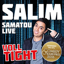 Salim Samatou: Voll Tight: Gewinner des RTL Comedy Grand Prix 2016