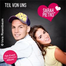Sarah & Pietro: Teil von uns - Die Fanevents zum aktuellen Album