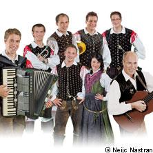Saso Avsenik und seine Oberkrainer: Die großen Hits von Slavko Avsenik in BALLENSTEDT * Schlosstheater Ballenstedt,