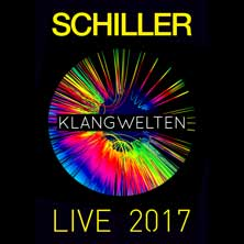 Schiller: Klangwelten Live 2017 - Elektronik Pur in POTSDAM * Nikolaisaal Potsdam,