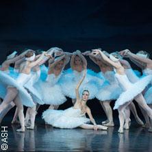 Schwanensee - Russisches Staatstheater für Oper und Ballett Komi