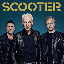 100% Scooter: 25 Years Wild & Wicked Tour | Gießener Kultursommer in Gießen, 24.08.2018 - Tickets -