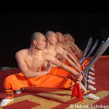 Die Meister des Shaolin Kung Fu