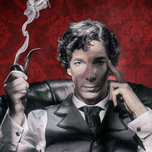 Karten für Sherlock Holmes - Boulevardtheater Dresden in Dresden