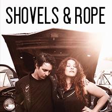 Shovels & Rope Karten für ihre Events 2017