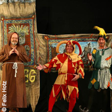 Karten für Kikeriki Theater: Siegfrieds Nibelungenentzündung in Künzell