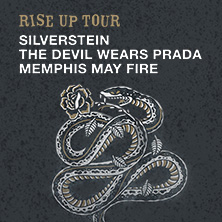 Silverstein, TDWP, Memphis May Fire - Plus Special Guest: Like Moths To Flames