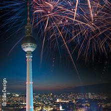 Berlins größte Silvesterparty am Alexanderplatz