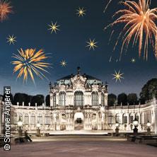 Karten für Silvestergala im Dresdner Zwinger in Dresden