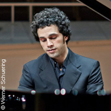 """Klavierabend - Soheil Nasseri spielt Gershwins """"Rhapsody in Blue"""" u.a."""