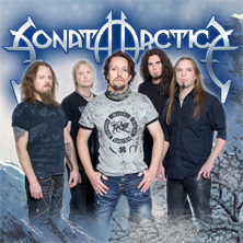 Sonata Arctica: The 9th Hour World Tour 2017