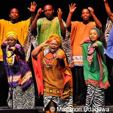 Soweto Gospel Choir: Faith Tour