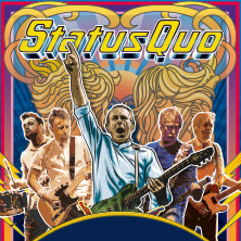 Status Quo - very special guest: Uriah Heep