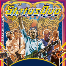 Status Quo - Very Special Guest Uriah Heep