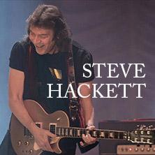 Steve Hackett - Genesis Revisited with Hackett Classics 2017