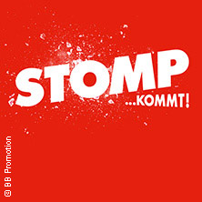 Stomp in Berlin, 31.12.2018 - Tickets -