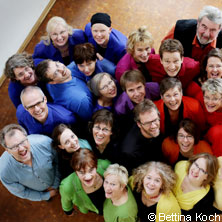 "Jazz- und Gospelchor ""Swinging Rainbow"""