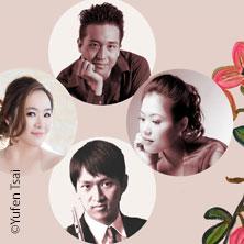 Taiwanischer Liederabend 2016